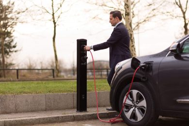 Electrical Vehicle Chargepoint