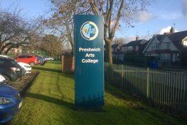Prestwich Arts College